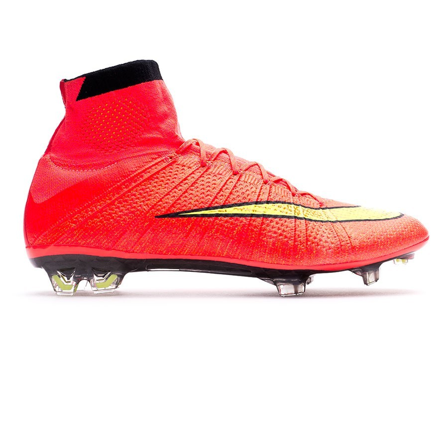 eb296d6d25053 Football Boots Nike Mercurial Superfly FG ACC Hyper punch-Gold - Tienda de  fútbol Fútbol Emotion
