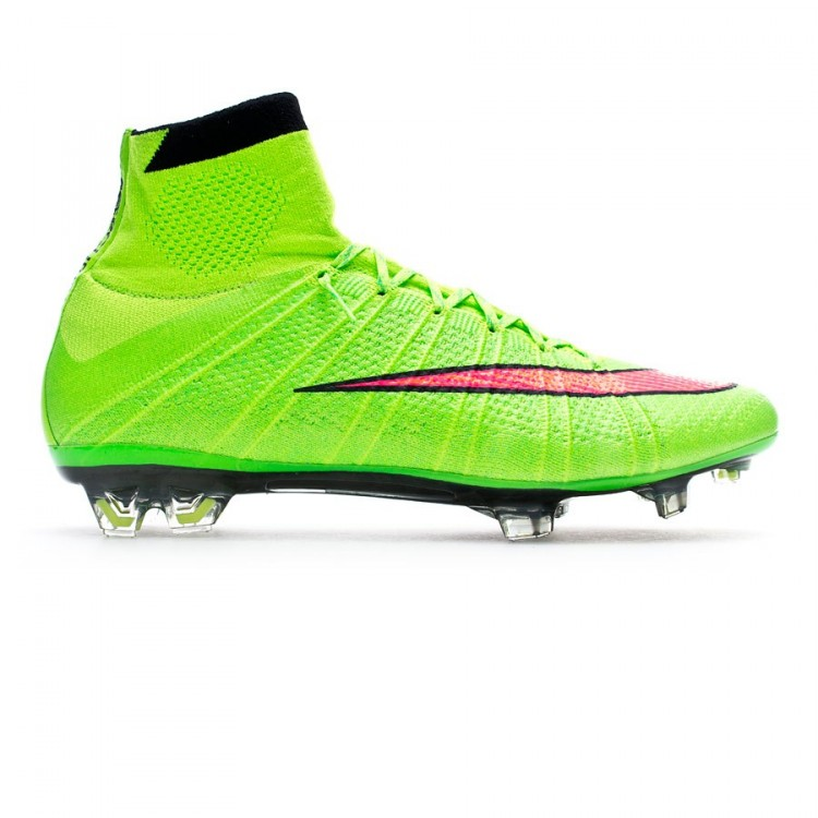 timeless design 36d97 76152 bota-nike-mercurial-superfly-fg-acc-electric-green-