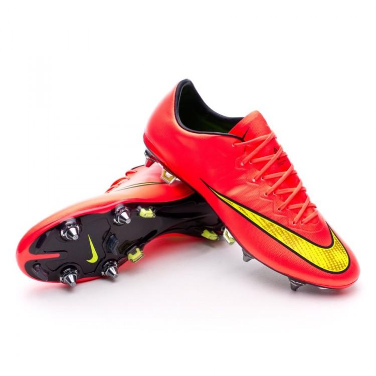 766e0bd1b57d5 Football Boots Nike Mercurial Vapor X SG-Pro ACC Hyper punch-Gold ...