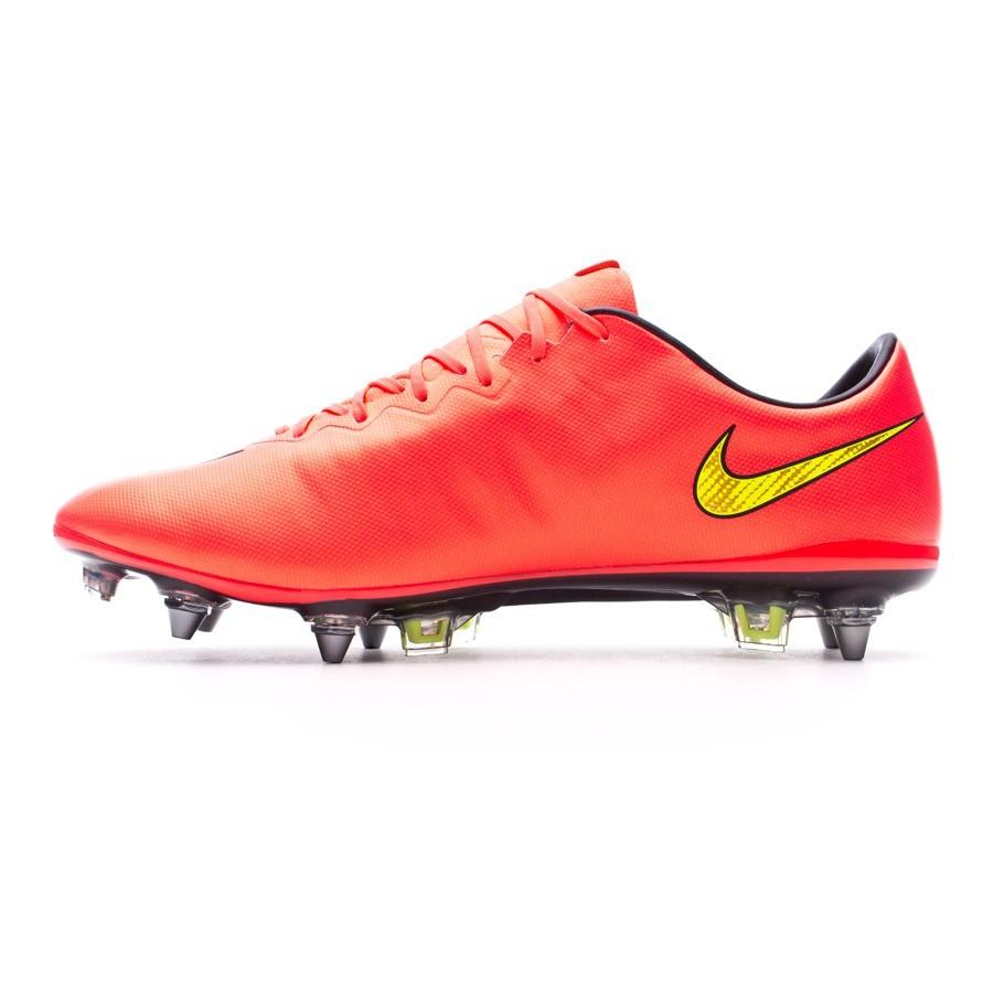 aaa3fb60c Football Boots Nike Mercurial Vapor X SG-Pro ACC Hyper punch-Gold -  Football store Fútbol Emotion