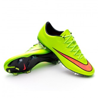 Mercurial Vapor X FG ACC Electric green-Hyper punch