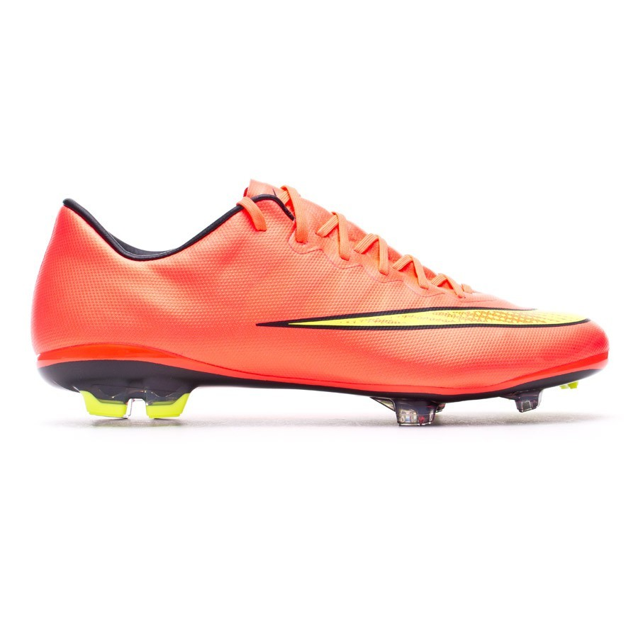 huge selection of 422a1 10162 Bota Mercurial Vapor X FG Niño Hyper punch-Gold