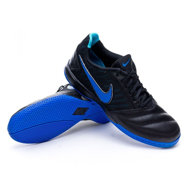 Ii Hyper Boutique Cobalt Chaussure Noir De Gato Futsal Nike nk0P8wO