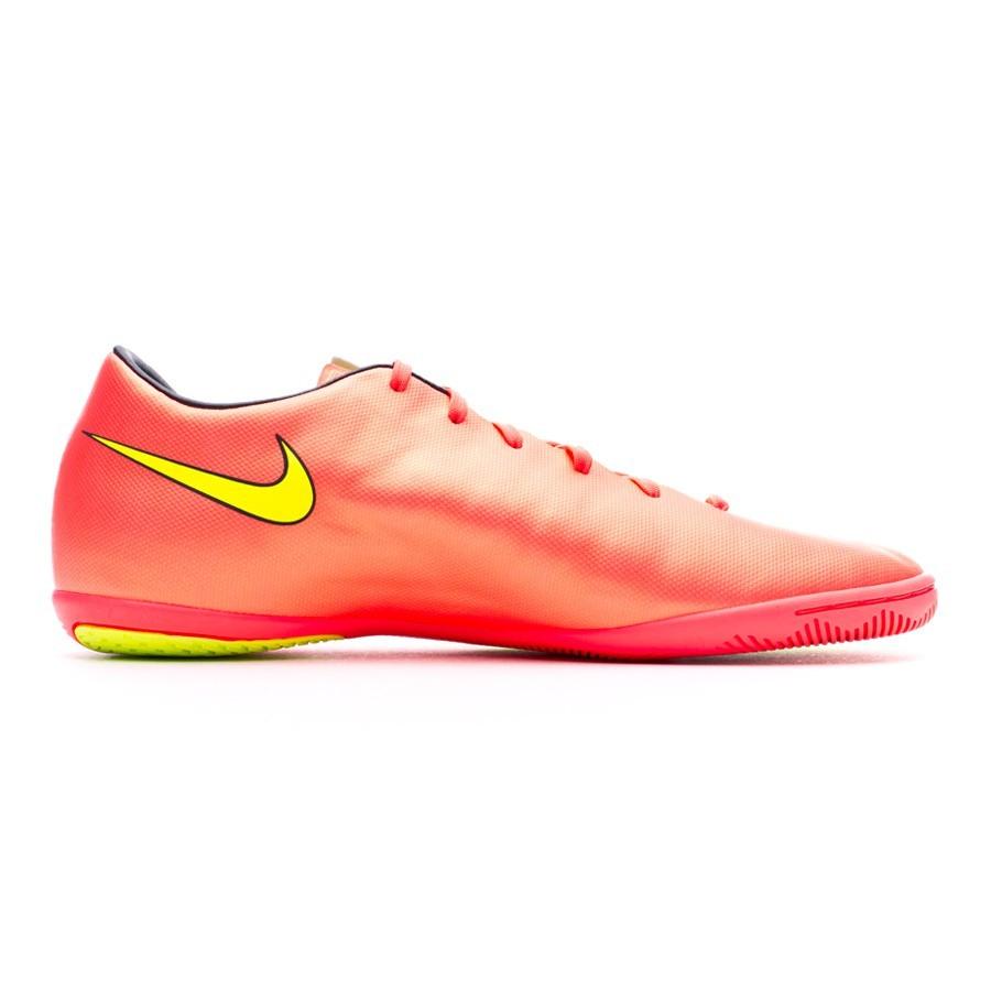 04043b7a7 Futsal Boot Nike Mercurial Victory V IC Hyper punch-Metallic gold - Football  store Fútbol Emotion
