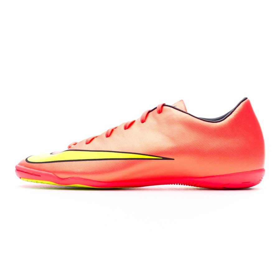 813000f266e29 Futsal Boot Nike Mercurial Victory V IC Hyper punch-Metallic gold -  Football store Fútbol Emotion