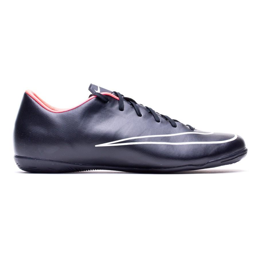 check out 9d842 b46e8 Futsal Boot Nike Mercurial Victory V IC Black-Hyper punch - Football store  Fútbol Emotion