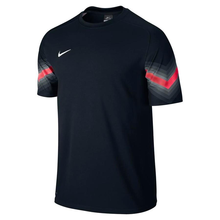 best sneakers eb891 db048 Playera Nike MC Goleiro Negra - Soloporteros es ahora Fútbol