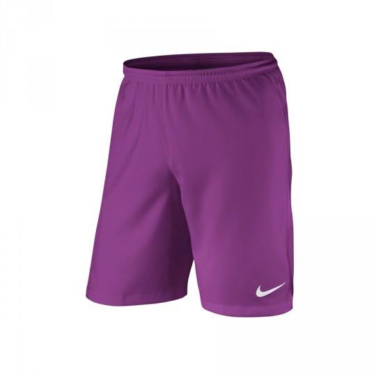 Pantalón corto  Nike Laser II Woven Morada