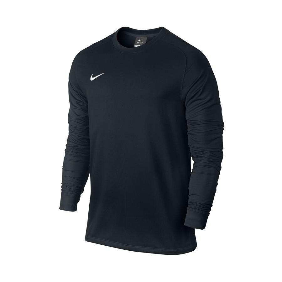 best service 31e41 efb5b Playera Nike Park Goalie II Niño Black - Soloporteros es ahora Fútbol  Emotion