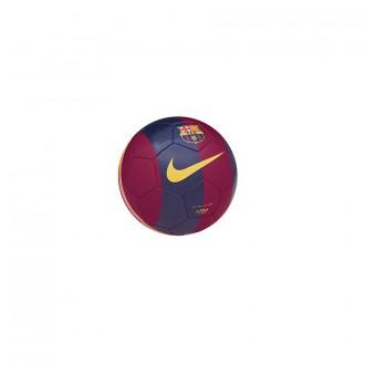 Balón  Nike Mini FC Barcelona Team red-Marino
