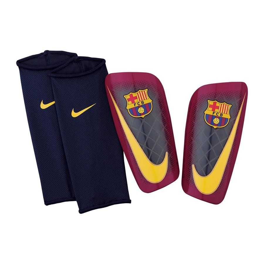 espinillera-nike-mercurial-lite-fc-barcelona-granate-0. Nike. CATEGORY. Football  Accessories d905de0916a