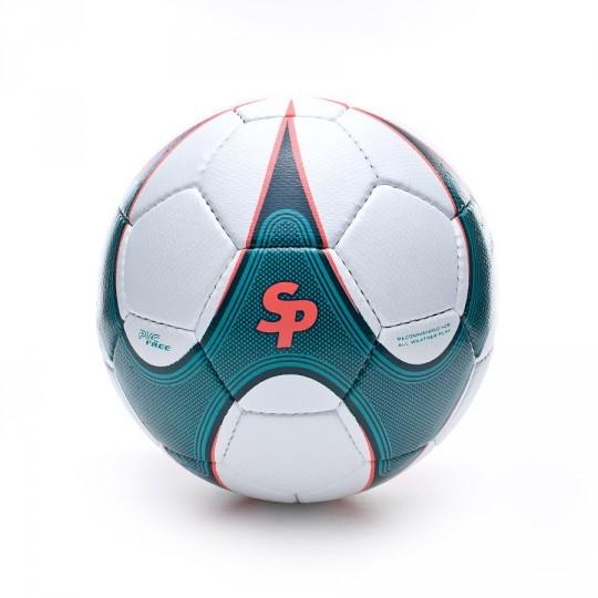 Bola de Futebol  SP Mussa 2014 Branco-Verde
