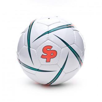 Bola de Futebol  SP Iconic 2014 Branco- Verde
