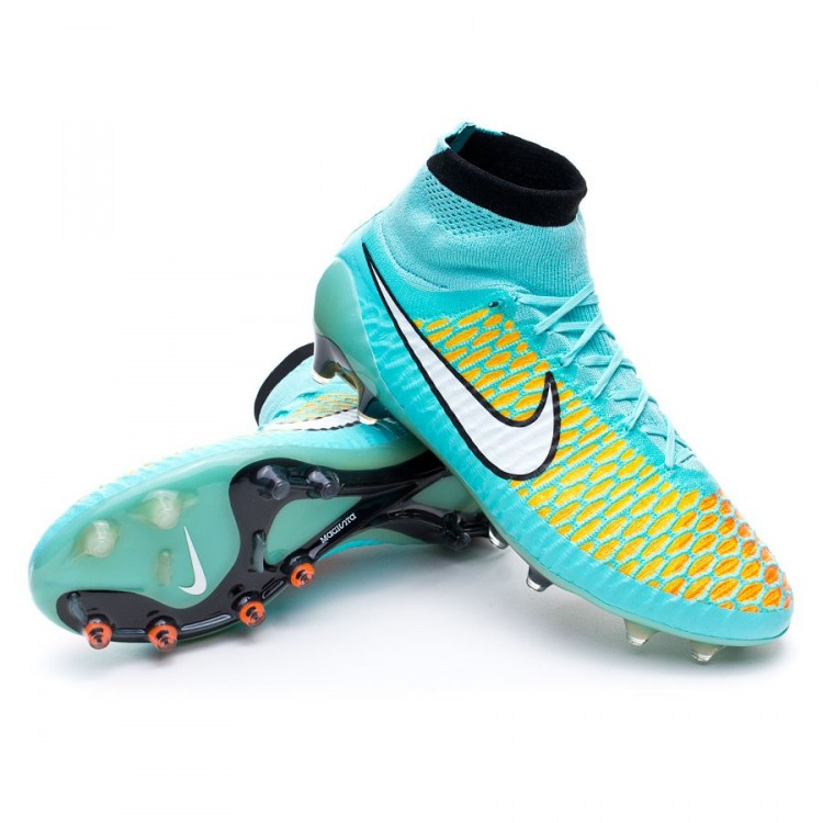 db47c457bb8a Football Boots Nike Magista Obra FG ACC Hyper turquoise-White-Laser ...