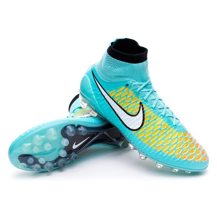 1b6fdb719821 Football Boots Nike Magista Obra AG ACC Hyper turquoise-White-Laser ...