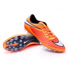 Hypervenom Phantom AG ACC Hyper crimson-White-Atomic orange