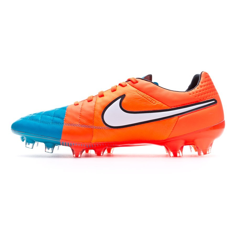 3afcf15a33d Bota de fútbol Nike Tiempo Legend V FG ACC Neo turquoise-White-Hyper  crimson - Tienda de fútbol Fútbol Emotion