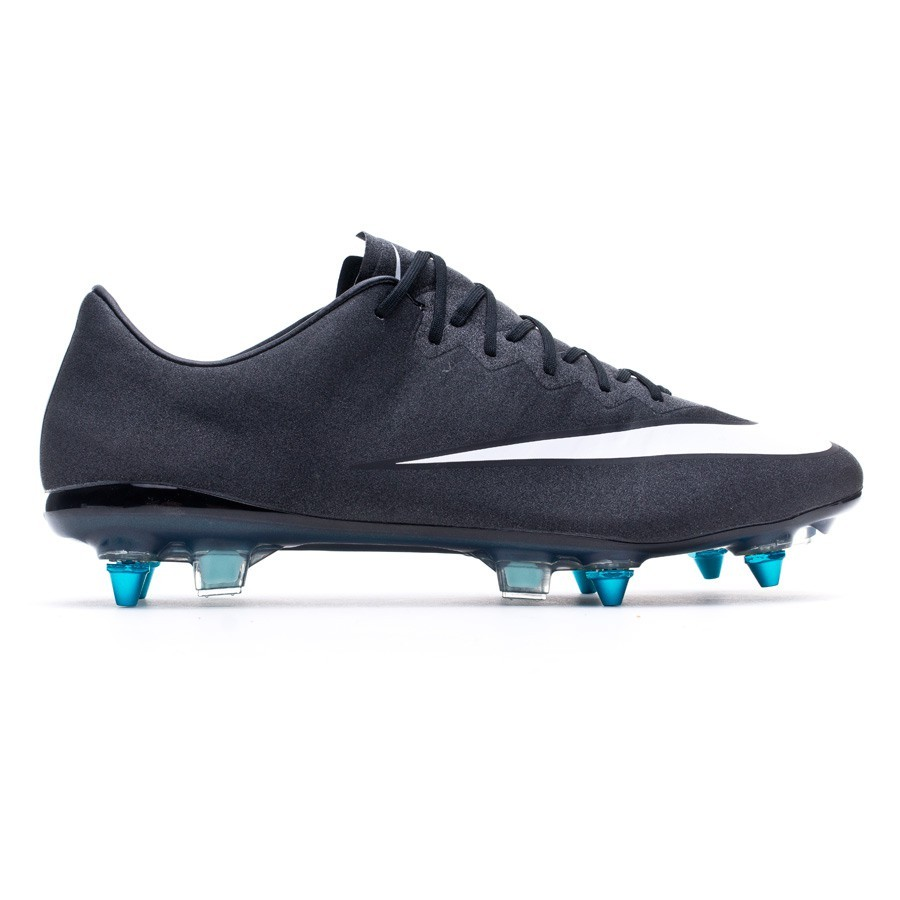 separation shoes f993d 6b184 Boot Nike Mercurial Vapor X SG-Pro ACC CR Gala Black-White-Hyper turquoise  - Soloporteros es ahora Fútbol Emotion