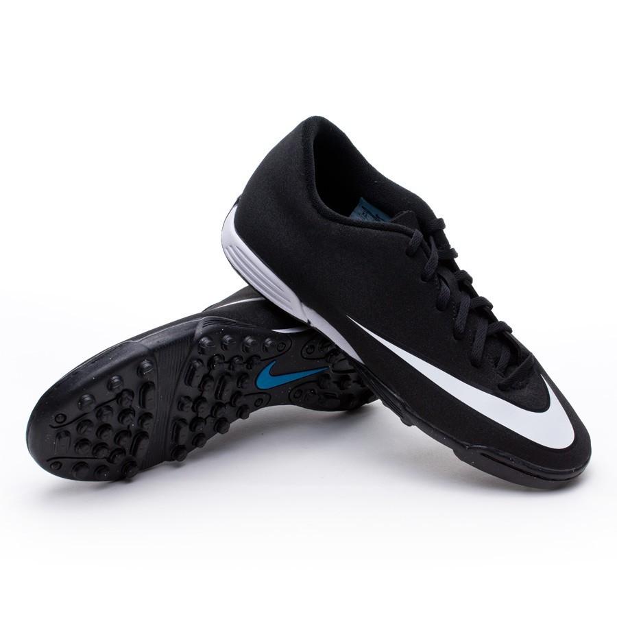e1e4cb65f6a9 Boot Nike Mercurial Victory V Turf CR Black-White-Hyper turquoise ...