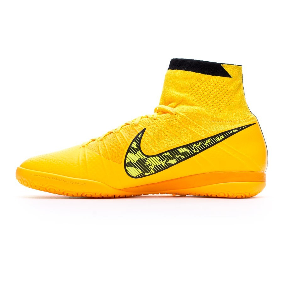 reputable site eb686 eb7d0 Futsal Boot Nike Elastico Superfly IC Laser orange-Volt - Soloporteros es  ahora Fútbol Emotion