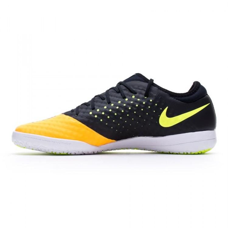 Tenis Nike Elastico Finale III Laser orange-Black-Volt ... c62694de2440f