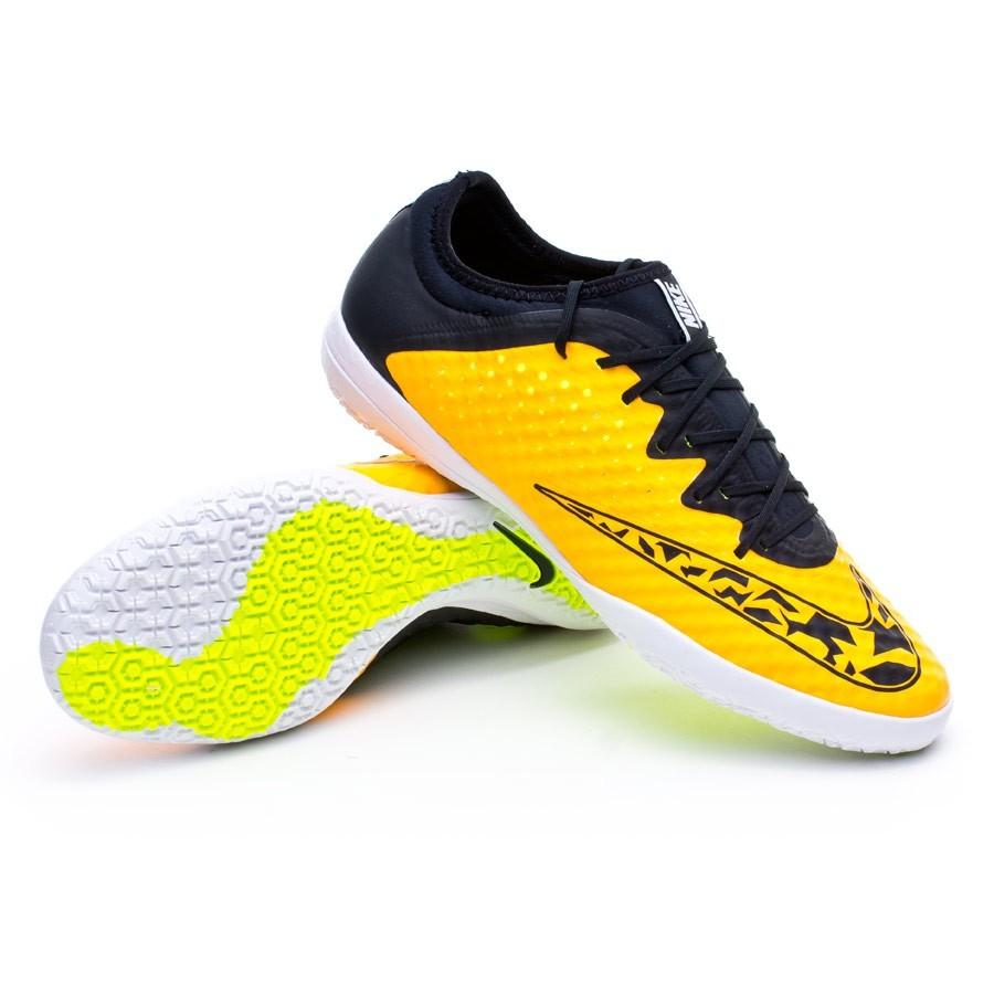 Futsal Boot Nike Elastico Finale III Laser orange-Black-Volt - Soloporteros  es ahora Fútbol Emotion 2418669815576