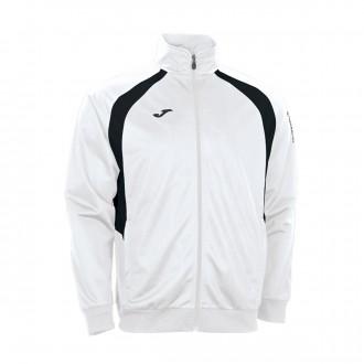 Jacket  Joma Champion III White-Black