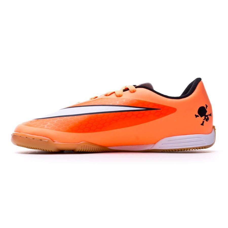 ... Zapatilla Hypervenom Phade IC Niño Hyper crimson-White-Atomic orange.  CATEGORY. Futsal · Futsal boots · Nike · Football Line
