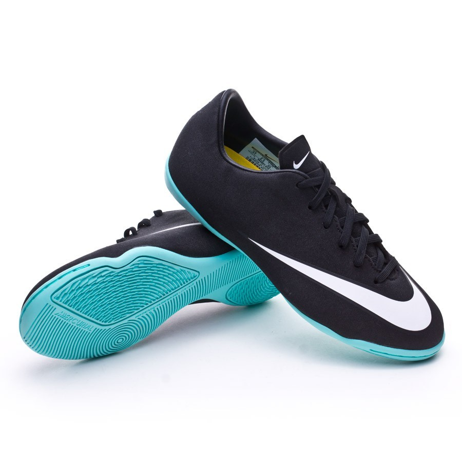 452328005a266 Futsal Boot Nike Jr Mercurial Victory V IC RC Black-White-Hyper ...