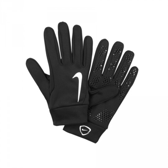 Guante  Nike Jr Hyperwarm Field Negro