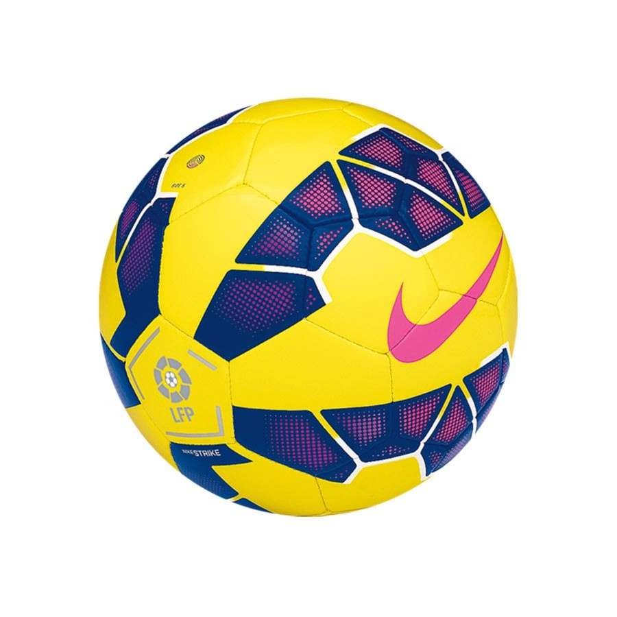 7471291003606 Balón Nike Strike LFP Hi-Vis Amarillo - Tienda de fútbol Fútbol Emotion