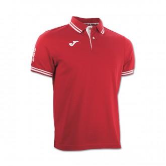 Polo shirt  Joma Bali SS Red