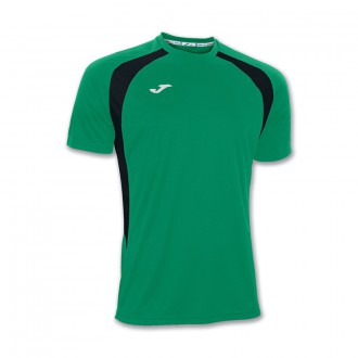 Jersey  Joma SS Champion III Green-Black