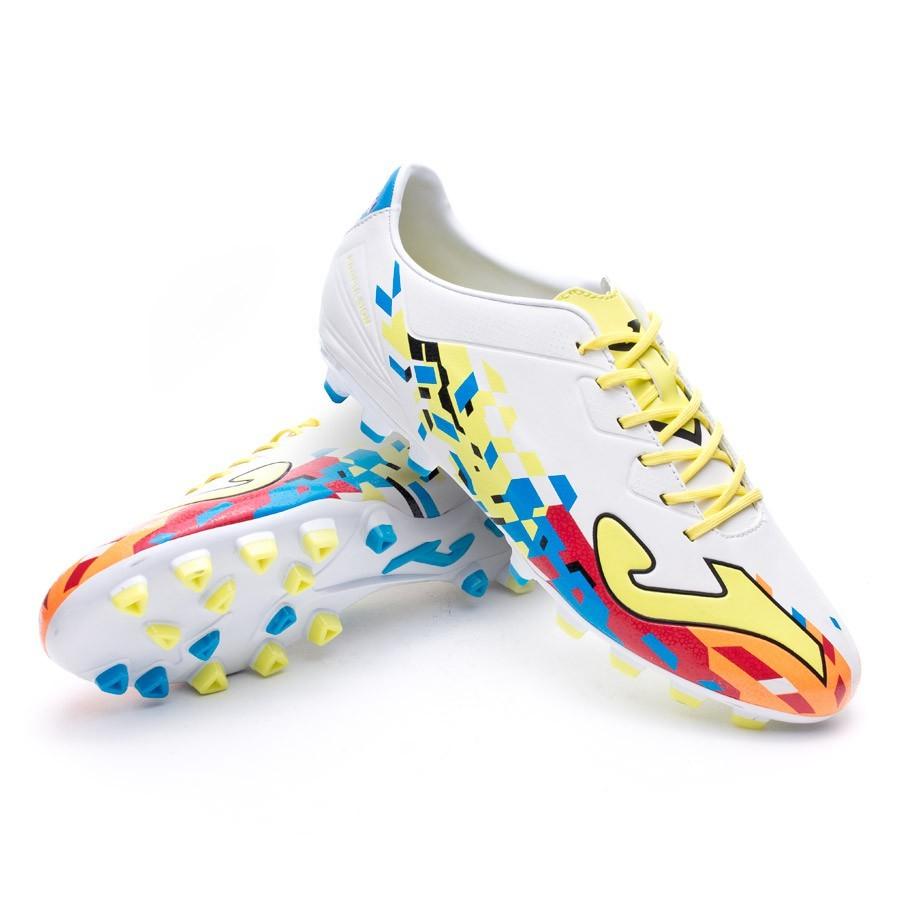 Bota de fútbol Joma Propulsion 3.0 AG Blanco - Soloporteros es ahora Fútbol  Emotion cfff3a645e3e4