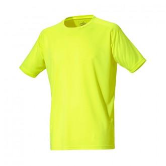 Camiseta  Mercury M/C Universal Amarillo Flúor