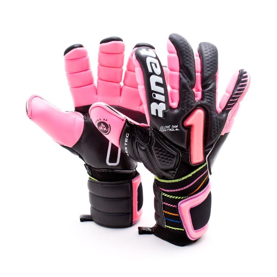 guantes nike portero rosas