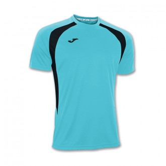 Jersey  Joma Champion III m/c Fluorescent Turquoise-Black