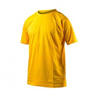 Camiseta  Mercury M/C Universal Amarillo Ambar