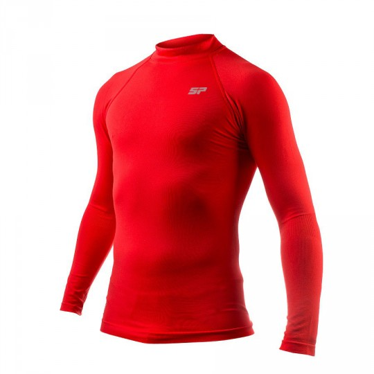 Camiseta  SP Térmica Doble Densidad Rojo