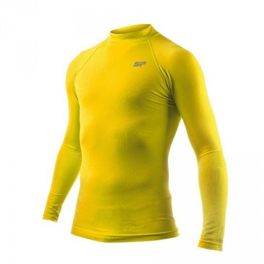 Camiseta  SP Térmica Doble Densidad Amarillo