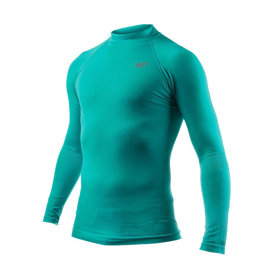 e37963116 Camiseta SP Fútbol Térmica Doble Densidad Verde - Tienda de fútbol Fútbol  Emotion