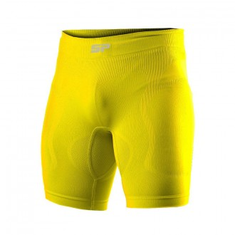 Tights  SP Fútbol Double density thermal Yellow