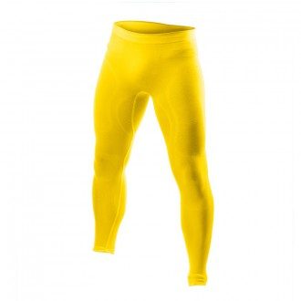 Tights  SP Fútbol Double Density Long Thermal Yellow