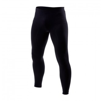 Tights  SP Fútbol Double Density Long Thermal Black