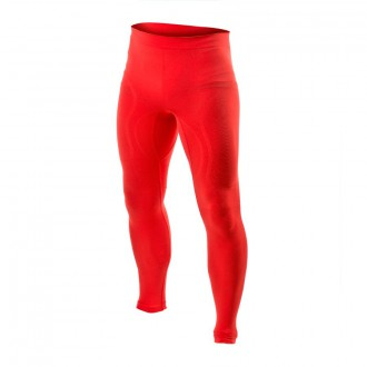 Tights  SP Fútbol Double Density Long Thermal Red