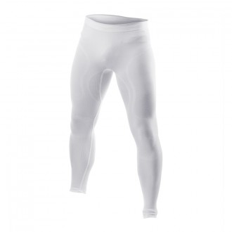 Tights  SP Fútbol Double Density Long Thermal White