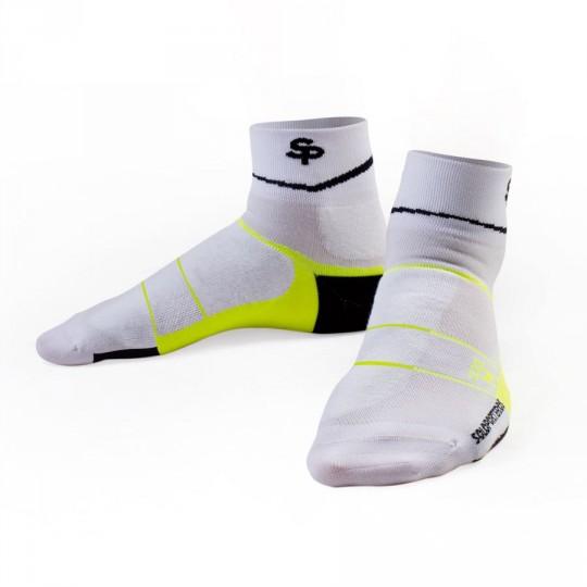 Calcetines  SP Compresivos de Entrenamiento Blanco