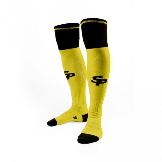 Meias  SP Mussa SP Amarillo Fluor-Preto