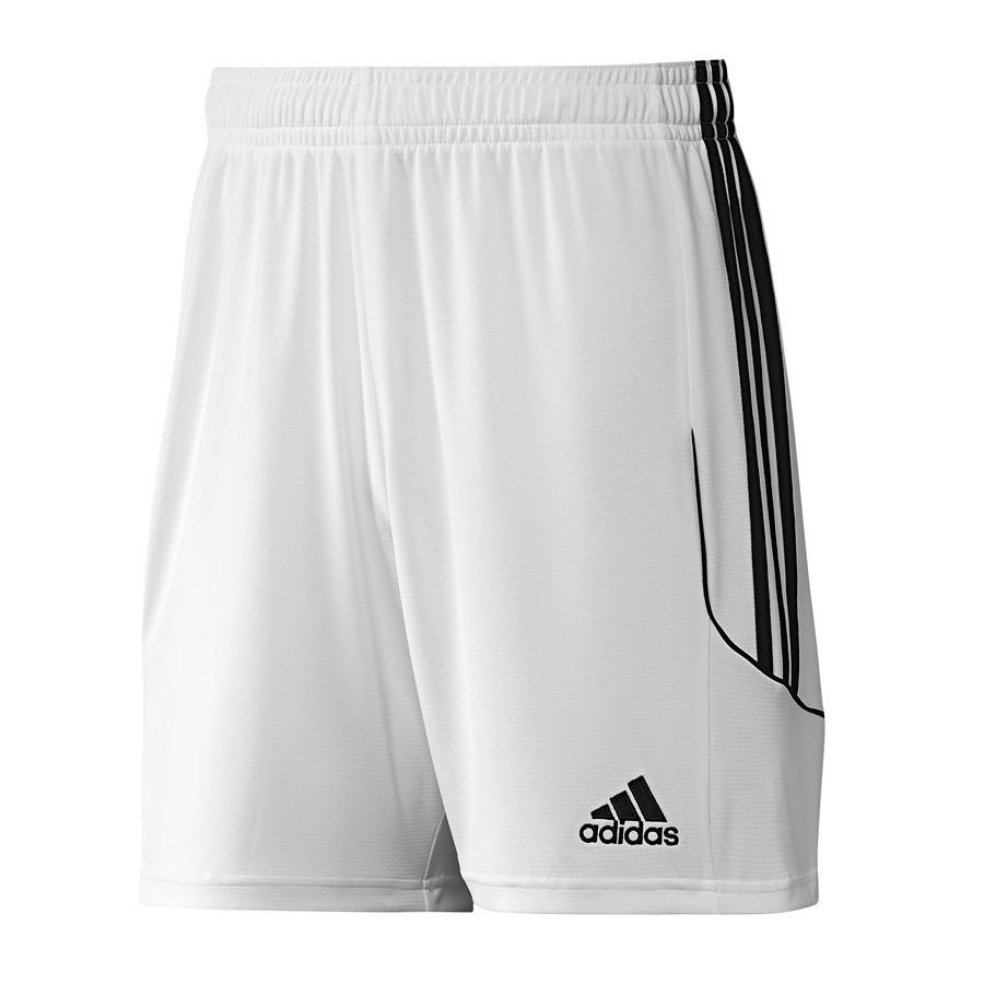 5c3b6b59c Pantalón corto adidas Squadra 13 Blanco-Negro - Tienda de fútbol Fútbol  Emotion