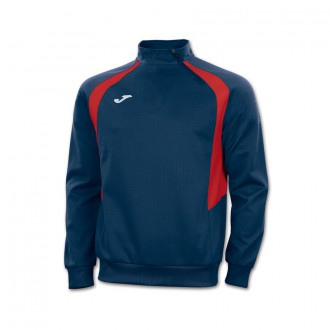 Sweatshirt Joma Champion III Marino-Vermelho